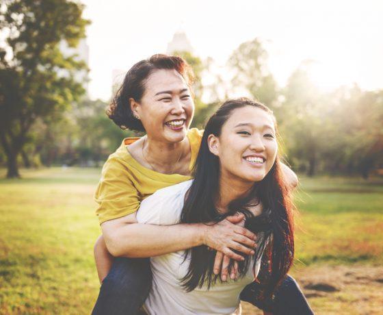 5 signalen waaruit blijkt dat je steeds meer op je moeder begint te lijken
