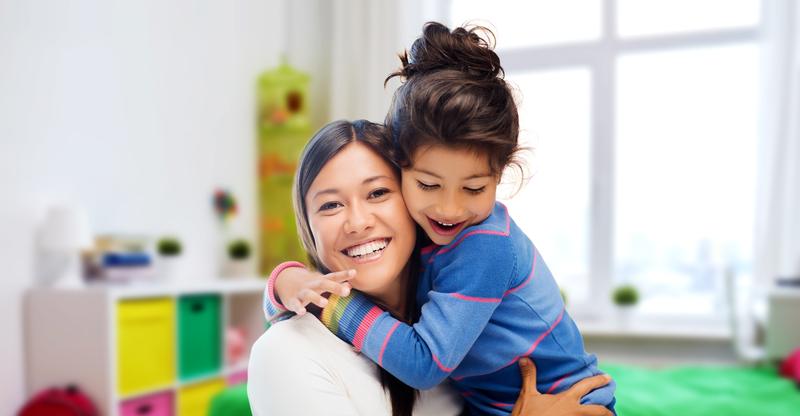 Moeders met stress