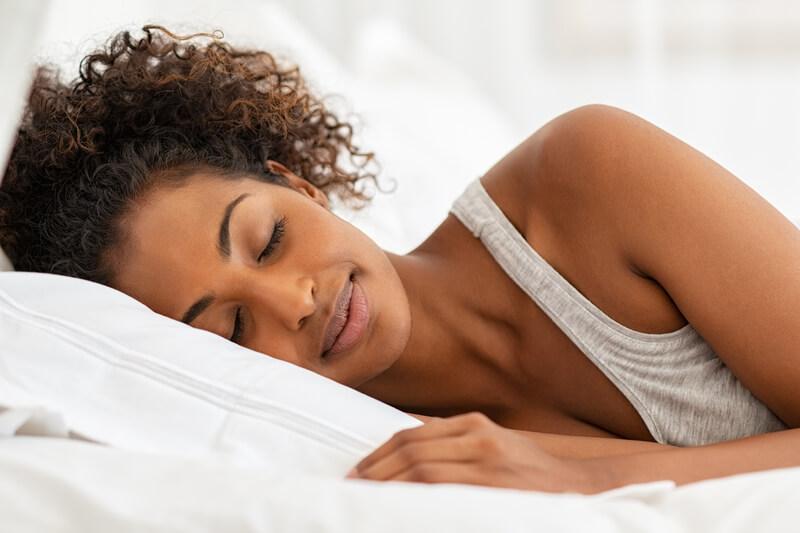 slapen of doorhalen