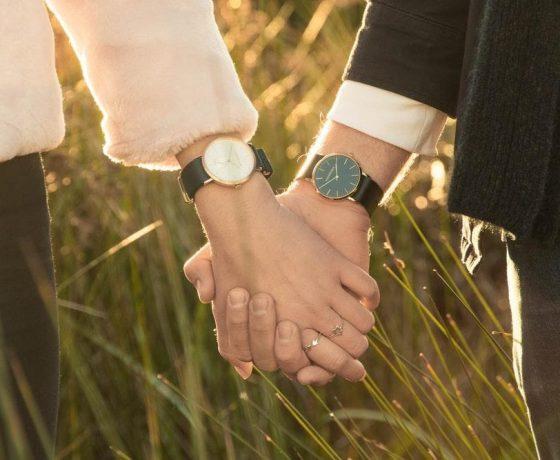Tips om jouw horloge te matchen met die van je partner