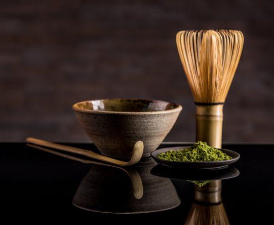 Het verschil tussen matcha en gewone groene thee